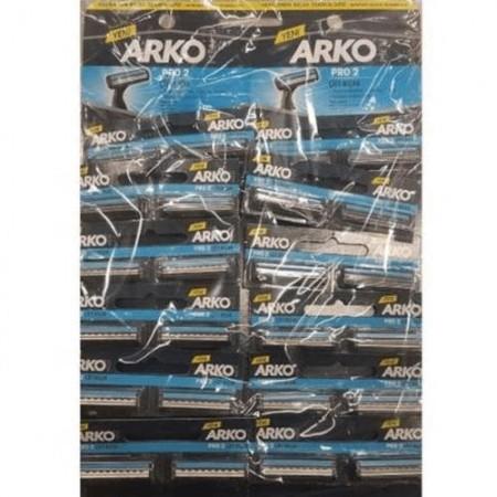 Arko Men Tıraş Bıçağı Kartela Pro 2 24 Lü