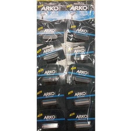 Arko Men Tıraş Bıçağı Kartela Pro 3 10 Lu