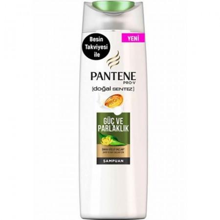 Pantene Doğal Sentez Güç ve Parlaklık Şampuan 200 ML