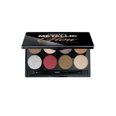 Pastel Metallic Glow Eyeshadow Far Paleti