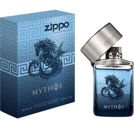 ZIPPO EDT 75ML FORMEN MYTHOS