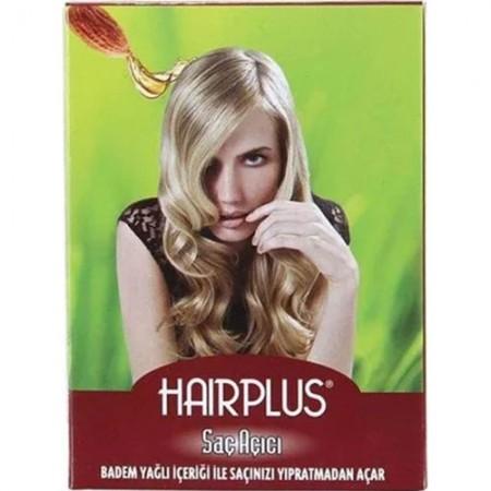 Hairplus Tek Kullanımlık Bademli Saç Açıcı