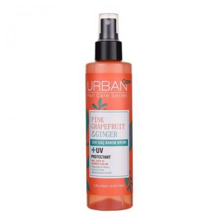 Urban Care Pembe Greyfurt & Zencefil İçeren Dolgunlaştırıcı Saç Kremi 200 ML