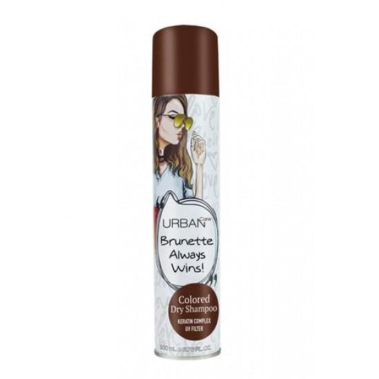 Urban Care Kahve ve Kızıl Saçlar için Kapatıcı Etki Veren Kuru Şampuan 200 ML