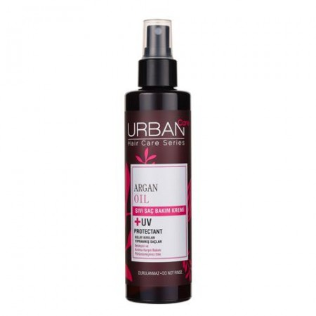 Urban Care Argan yağı ve Keratin içeren Besleyici ve Kırılma Karşıtı Sıvı Saç Kremi 200 ML