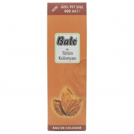 Bale Kolonya Tütün 400 Ml