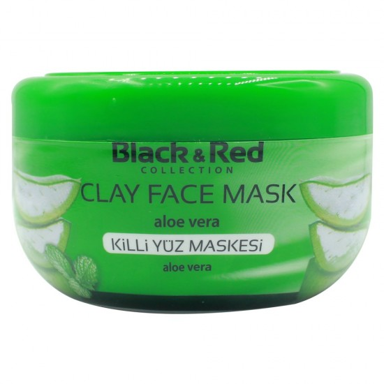 Black & Red Kil Maske Alovera 400 Ml