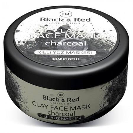 Black & Red Kil Maske Charcoal 400 Ml