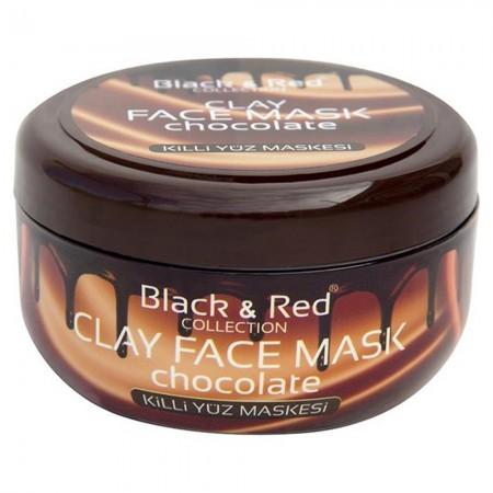 Black & Red Kil Maske Çikolata 400 Ml