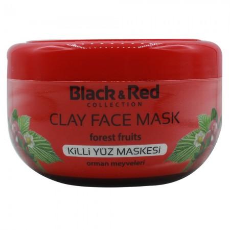Black & Red Kil Maske Forest Fruits 400 Ml