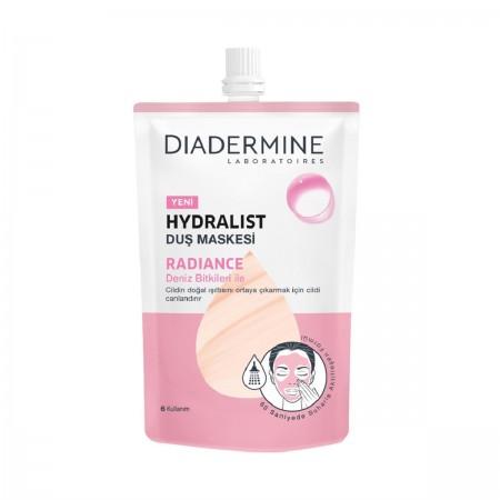 Diadermine Hydralist Duş Maskesi Radiance 50 Ml