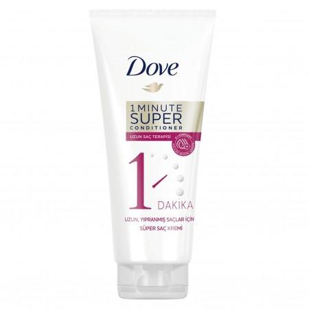 Dove 1 Munite Super Uzun Saç Terapisi Saç Kremi 170 Ml