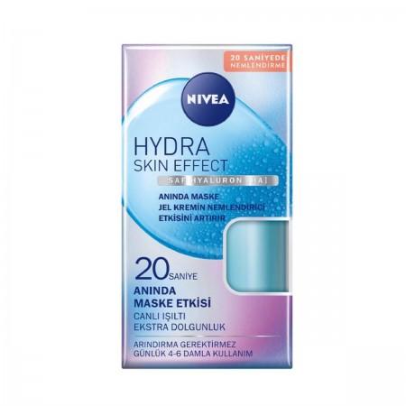 Nivea Hydra Skin Effect Anında Yüz Maskesi Nemlendirici 100 Ml