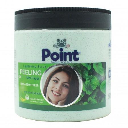 Point Yüz Maskesi-Peeling Nane 500 gr