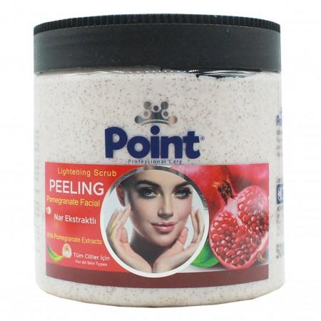 Point Yüz Maskesi Peeling Nar 500gr