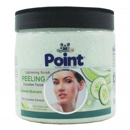 Point Yüz Maskesi-Peeling Salatalı 500 gr