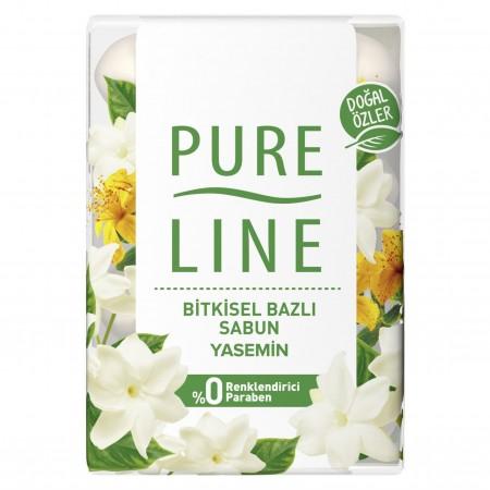 Pure Line Sabun 4lü Yasemin 280gr