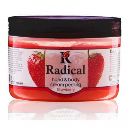 Radical Krem Peeling Çilek 300 Ml