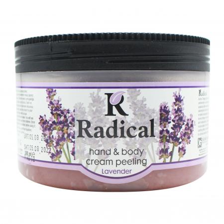 Radical Krem Peeling Lavanta 300 Ml