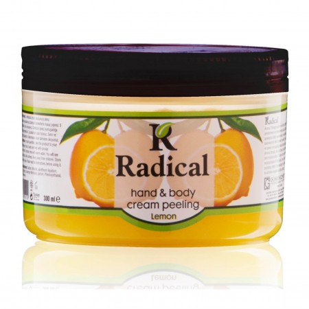 Radical Krem Peeling Limon 300 Ml