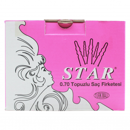 Star Topuzlu Tel Toka No:5 200 Adet
