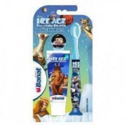Banat Diş Firçası + Macun Ice Age