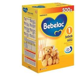 Bebelac 1 Bebek Sütü Doğumdan İtibaren 500 gr