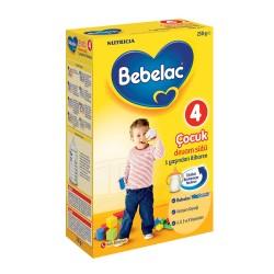 Bebelac 4 Devam Sütü 1. Yaşından İtibaren 250 Gr