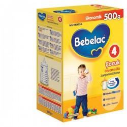 Bebelac 4 Devam Sütü 1. Yaşından İtibaren 500 Gr