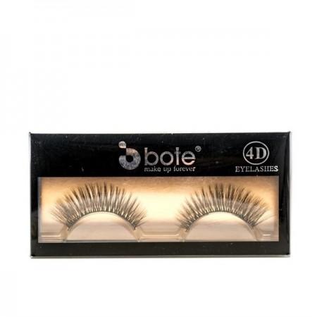 Bote Makeup 4D Eyelashes Takma Kirpik No 3