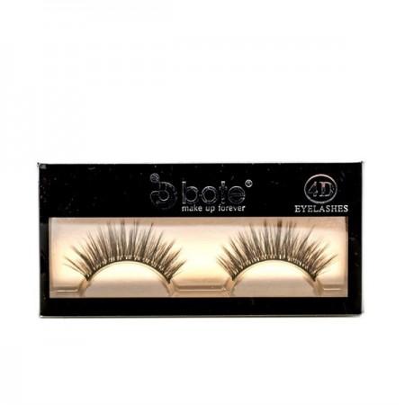 Bote Makeup 4D Eyelashes Takma Kirpik No 4