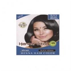Henna Vital Hint Kınası Siyah