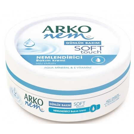 Arko Krem Nem 100 ML Soft Touch