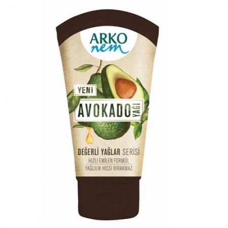 Arko Nem Krem Değerli Yağlar Avokado 60 Ml
