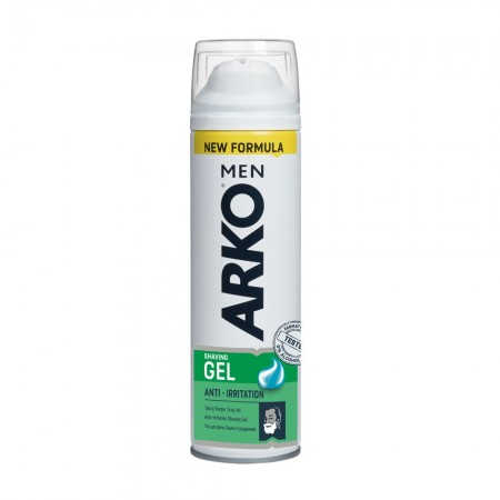 Arko Tıraş Jeli 200 ML Anti Irritation