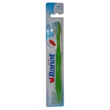 Banat Diş Fırçası Slim Orta