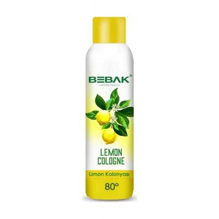 Bebak Laboratories 80° Limon Kolonyası Sprey 150 Ml
