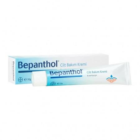Bepanthol El ve Yüz için Cilt Bakım Kremi 30 gr