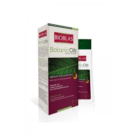 Bioblas Organic Oil İnce Telli Saçlar İçin Şampuan 360 ML