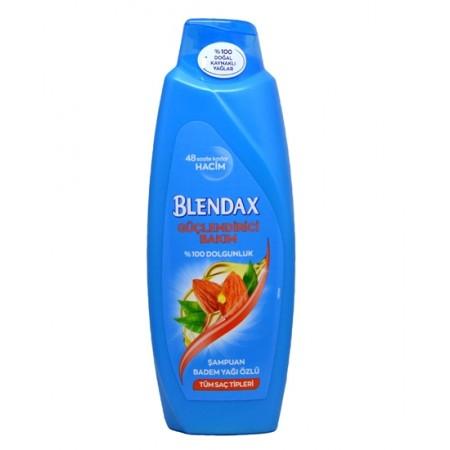 Blendax Badem Yağı Özlü Şampuan 550 ML