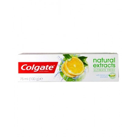 Colgate Natural Extracts Limonlu Diş Macunu 75 ML