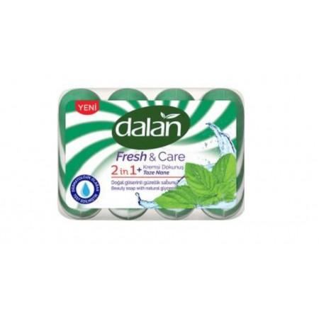 Dalan Fresh & Care El Sabunu Taze Nane 4x90 gr