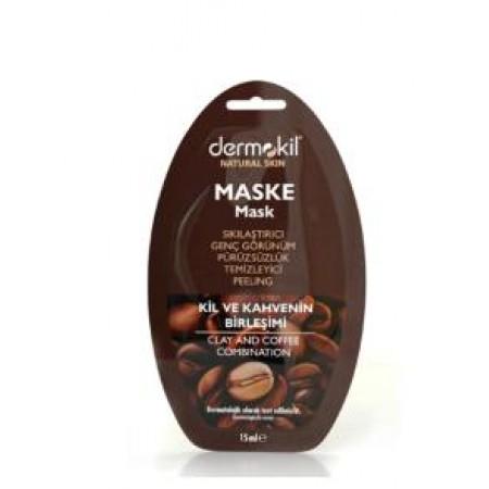 Dermokil Kahve Ve Kil Maske  15 ML