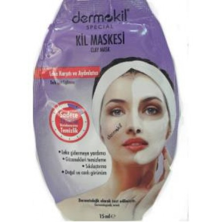 Dermokil Maske  15 ML Leke Karşıtı