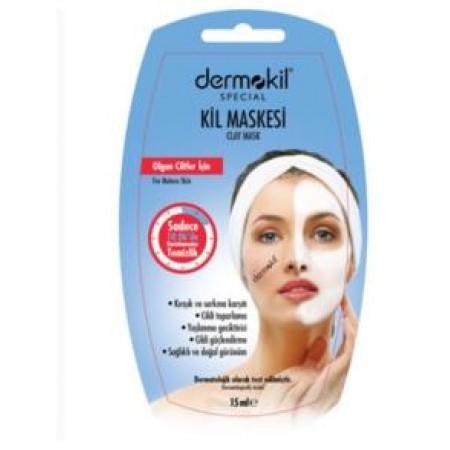 Dermokil Maske  15 ML Olgun Cilt