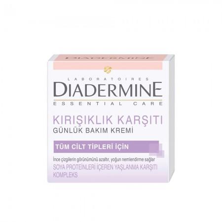 Diadermine Essential Care Kırışıklık Karşıtı Günlük Bakım Kremi 50 ML
