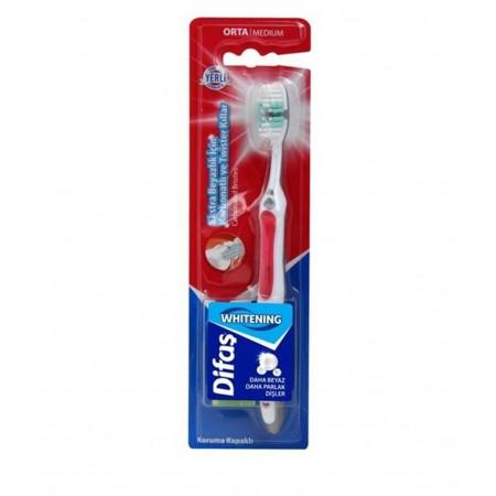 Difaş 5 System Whıtenıng Plus Diş Fırçası