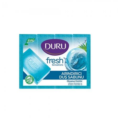 Duru Duş Sabunu Fresh 4x150 gr