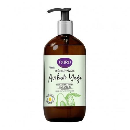 Duru Sıvı Sabun Değerli Yağlar Avokado 750 Ml