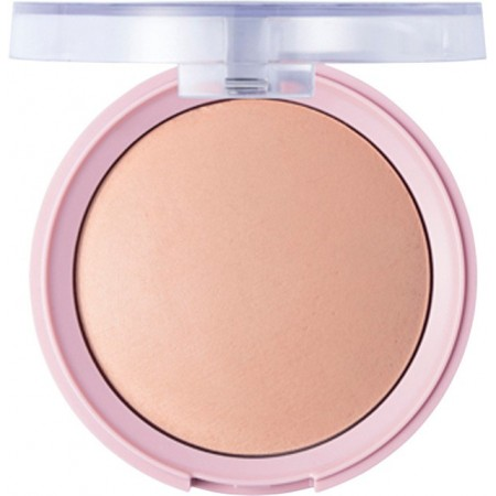 Flormar By Pretty Baked Powder Pudra 004 Ivory